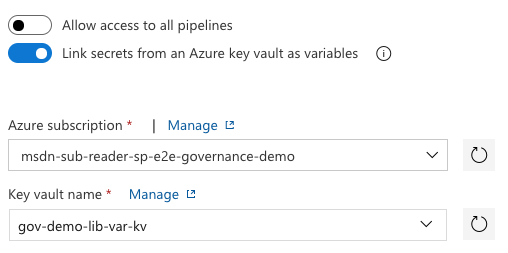 Use Secrets in Azure Pipelines