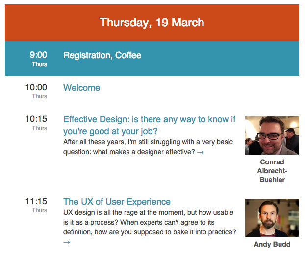 email design and development julie ng